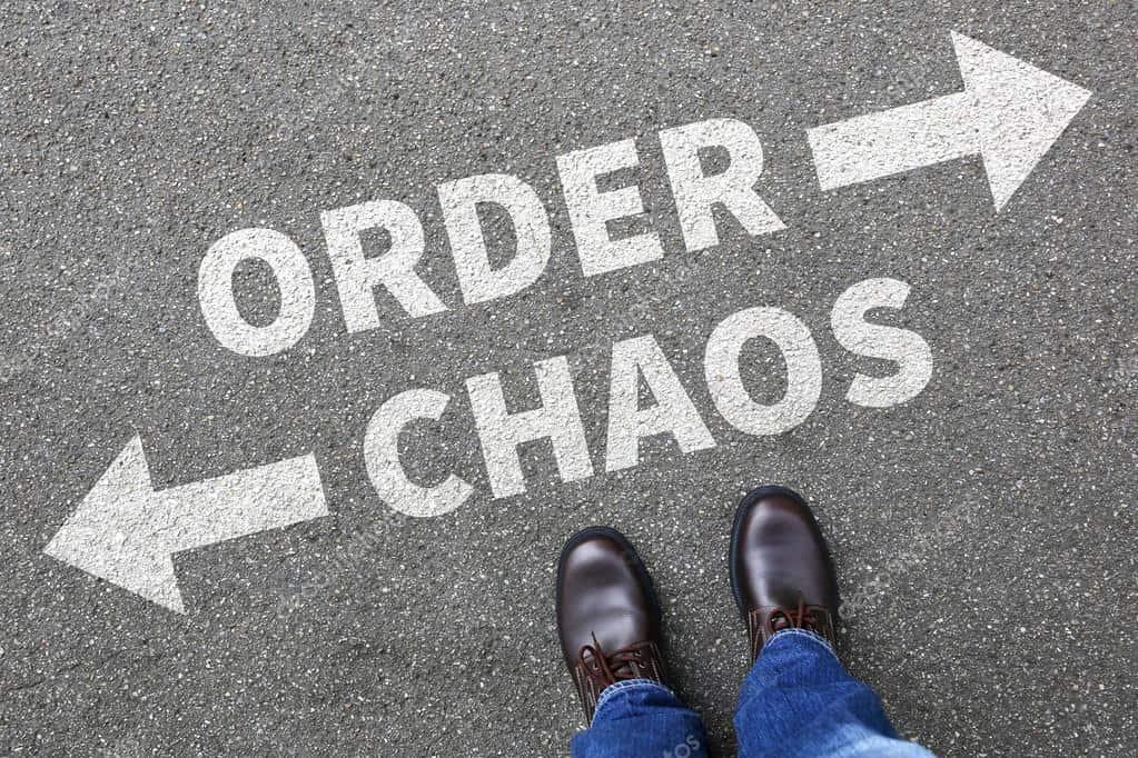 sintaxis y caos